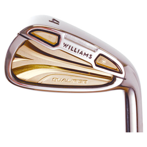 Williams Gold Series Qualifier Irons