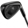 Wilson Staff Special Edition C300 Forged GUN Metal Black Irons