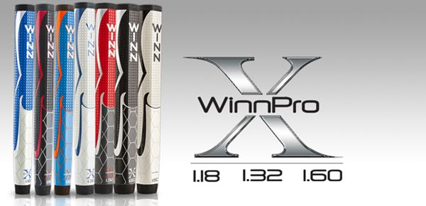 Winn WinnPro X 1.32 Putter Grips