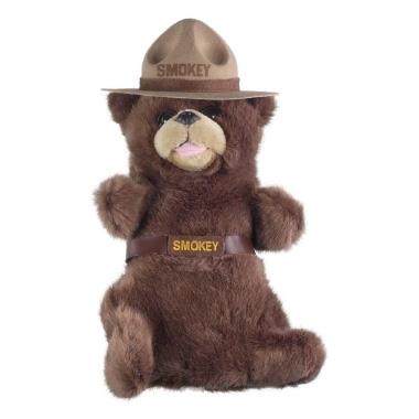 winn グリップing Edge Smokey Bear Headcovers