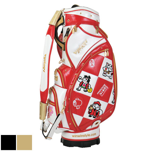 Winwin Style Engimono All Stars Cart Bag Sets
