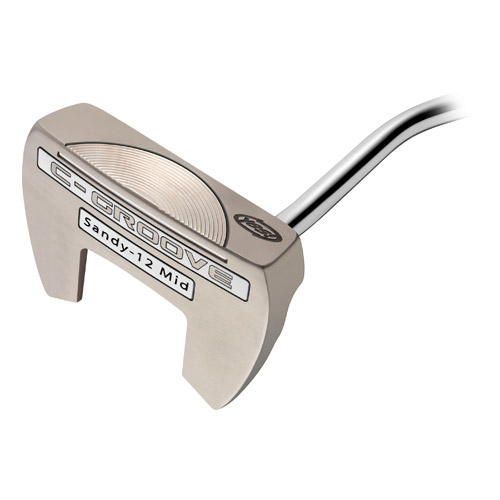 Yes Putter Sandy Satin Mid Putters