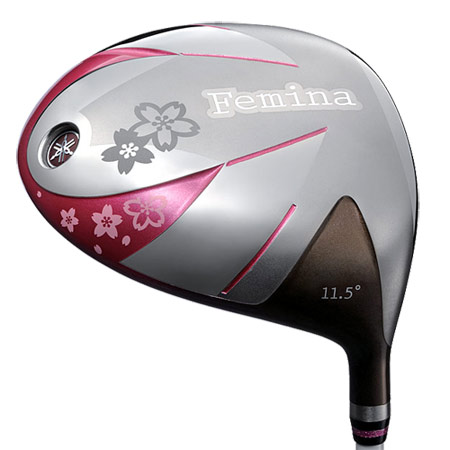 Yamaha Golf Ladies Femina Drivers