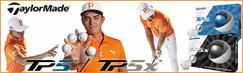 TaylorMade TP5 & TP5x Golf Ball
