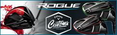 Callaway Rogue Custom Drivers with Paintfill