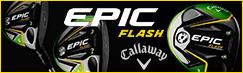 Callaway Epic Flash Fairway Woods