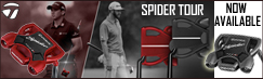 TaylorMade Spider Tour パター 大量入荷!即日配送!