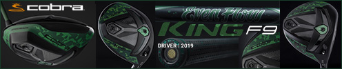 Cobra Special Edition KING F9 Speedback Camo Driver