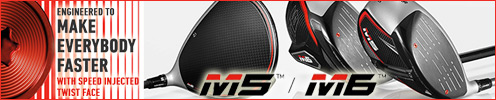 TaylorMade M5/M6 Series