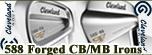 Cleveland 588 Forged CB/MB