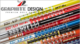 Graphite Design Tour AD Shaft