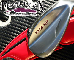 Fourteen - Japanese golf clubs