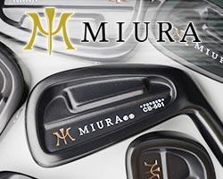 Miura - Japanese golf clubs