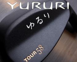 Yururi - Japanese golf clubs
