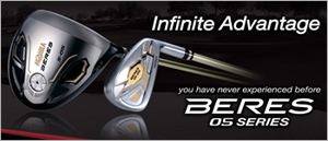 HONMA BERES 05 COLLECTION