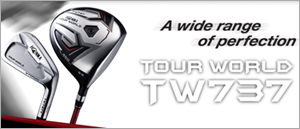 HONMA TOUR WORLD 737 COLLECTION