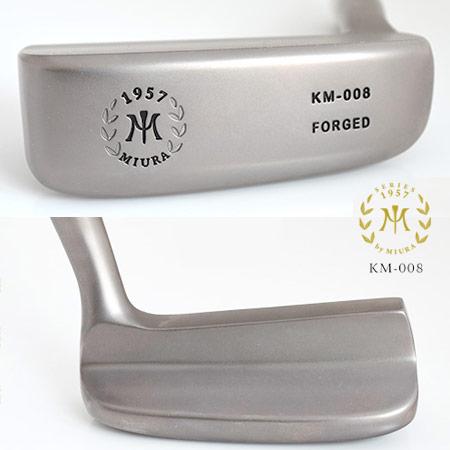 Miura KM-008 Putters