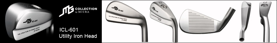 Miura ICL-601 Utility Irons