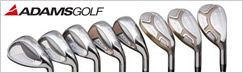 Adams Ladies IDEA Irons