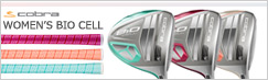 Cobra Ladies BIO CELL Drivers