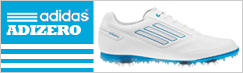 Adidas Ladies adiZERO Tour II Shoes