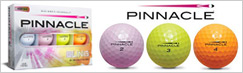 Pinnacle Ladies Bling Golf Balls