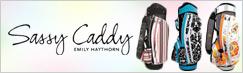 Sassy Caddy Cart Bags