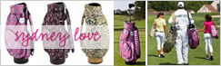 Sydney Love Ladies Golf Cart Bags