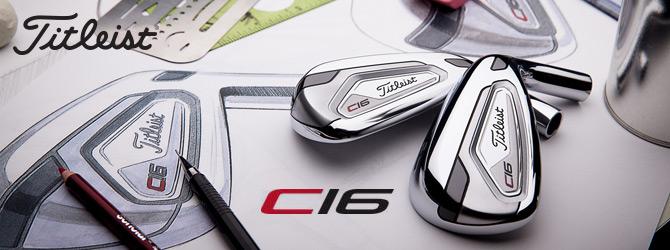 Titleist Concept C16 Irons
