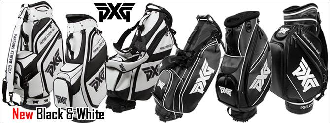 PXG ゴルフバッグ