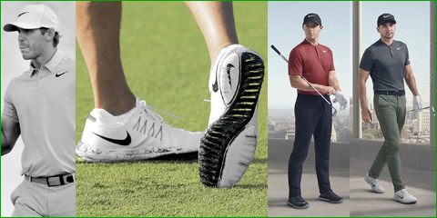 Nike New Golf Shoes