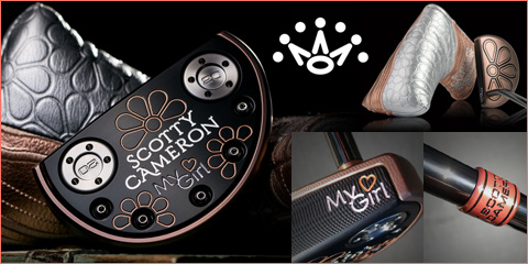 Scotty Cameron My Girl Limited Putter