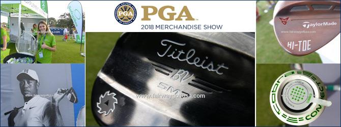 2018 PGA Show フォトギャラリー