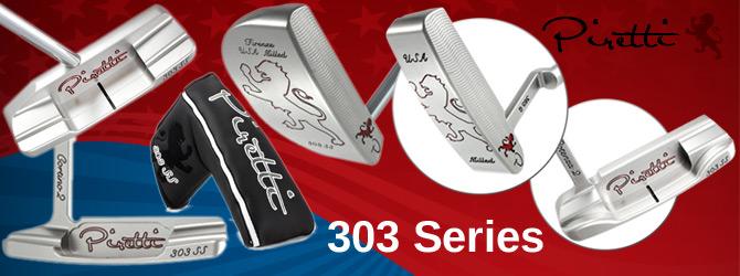 Piretti 303 Series Putters