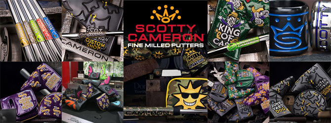 Scotty camron Custom Shop