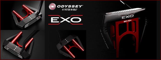 Odyssey EXO Putter お問い合わせください。