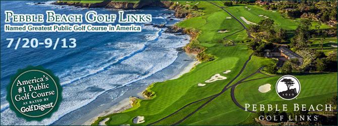 夢のアメリカ、ゴルフツアー
