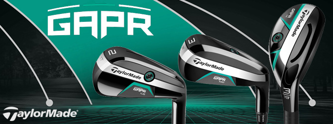 TaylorMade NEW GAPR