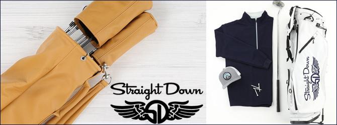 Straight Down 商品
