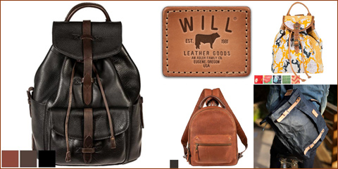 NEW will leather goods