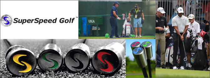 SuperSpeed Golf Training System