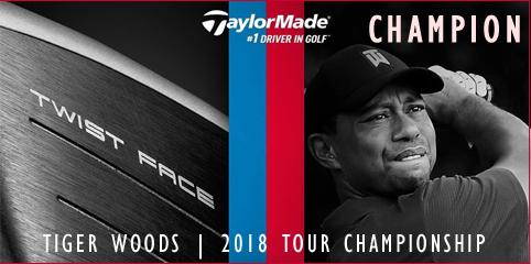 テーラーメイド Tiger Woods 2018 Championship