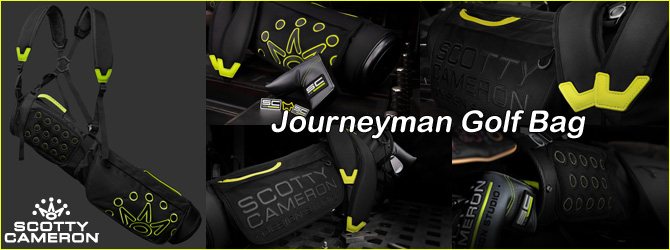 Scotty Cameron Journeyman Golf Carry Bag