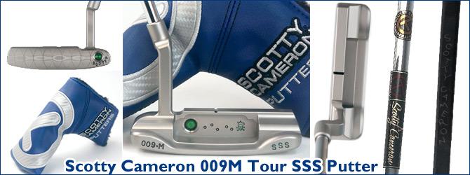 Scotty Cameron 009M Tour SSS Putter