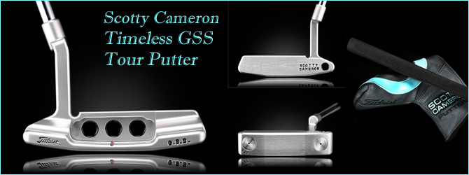 Scotty Cameron Timeless GSS Tour Putter