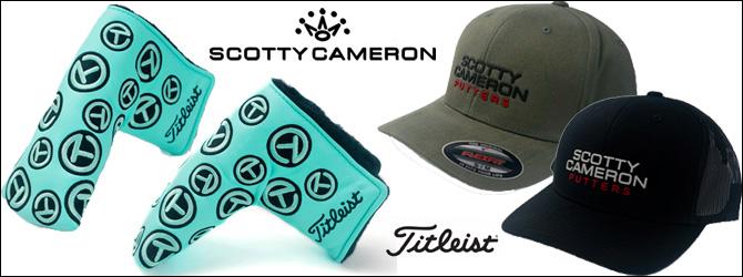 Scotty Cameron Tour Items