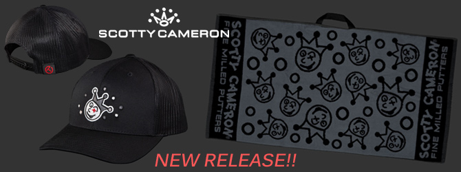 Scotty Cameron New Release itmes