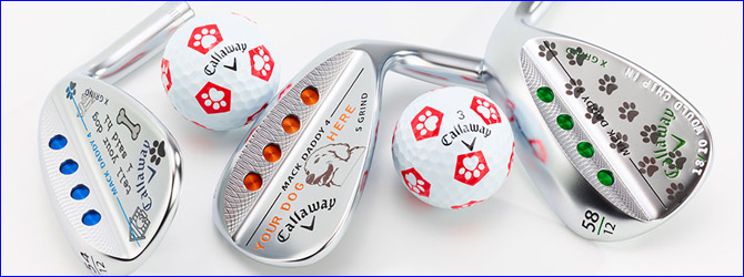 Callaway Custom Wedge