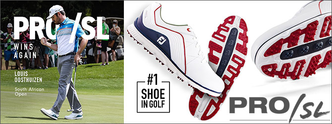 Footjoy Pro/SL goklf shoes