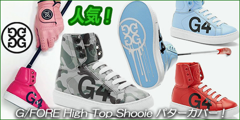 人æ°ï¼G/FORE High Top Shooie ãã¿ã¼ã«ãã¼ï¼